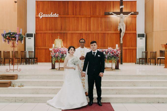 Suyanto & Novita Holy Matrimony by Irish Wedding - 012