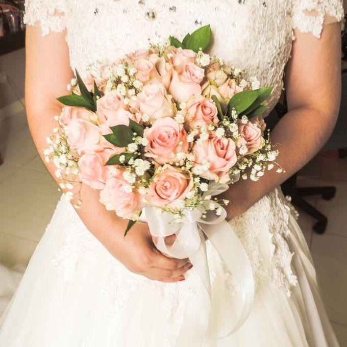 wedding gown  Novita Kristin by Stephanie Amanda Couture - 008