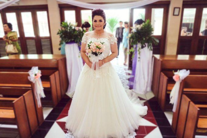 wedding gown  Novita Kristin by Stephanie Amanda Couture - 003