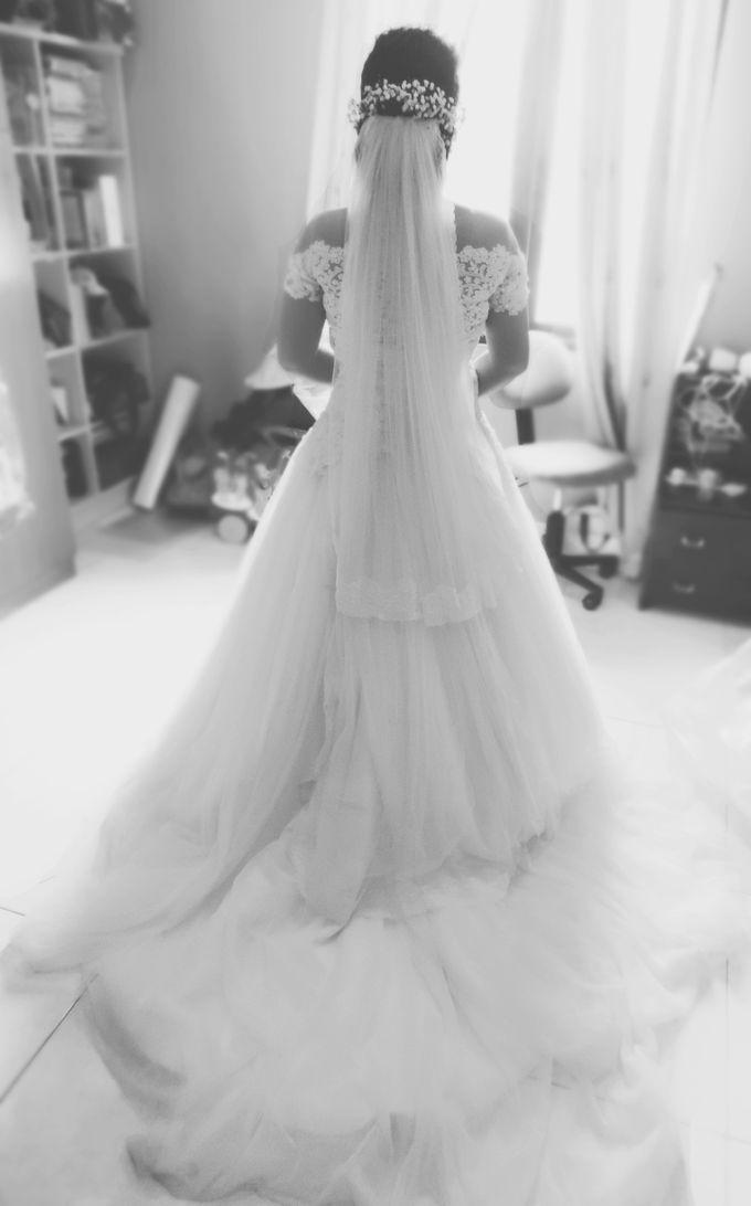 wedding gown  Novita Kristin by Stephanie Amanda Couture - 006