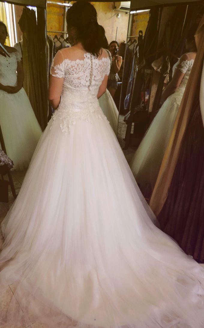 wedding gown  Novita Kristin by Stephanie Amanda Couture - 012