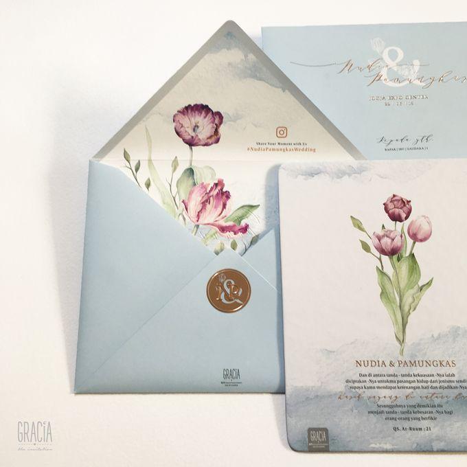 Nudia & Pamungkas by Gracia The Invitation - 003
