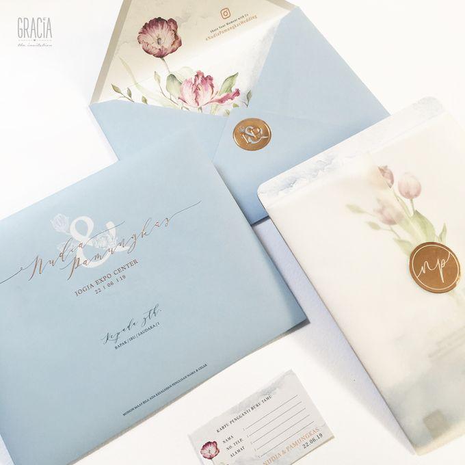 Nudia & Pamungkas by Gracia The Invitation - 002