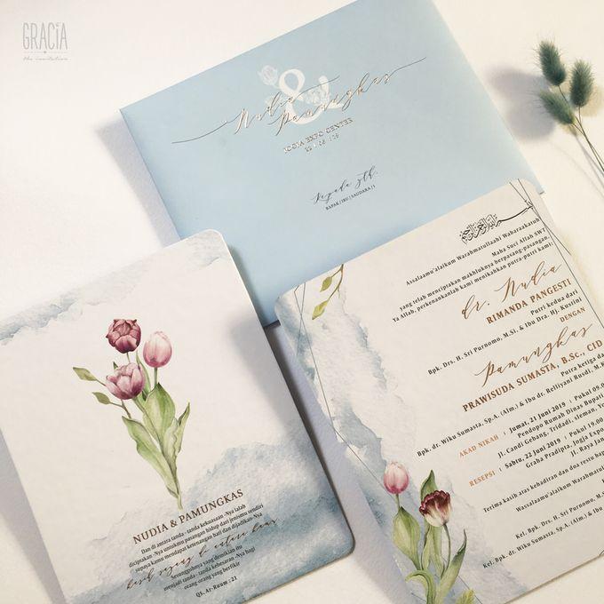 Nudia & Pamungkas by Gracia The Invitation - 004