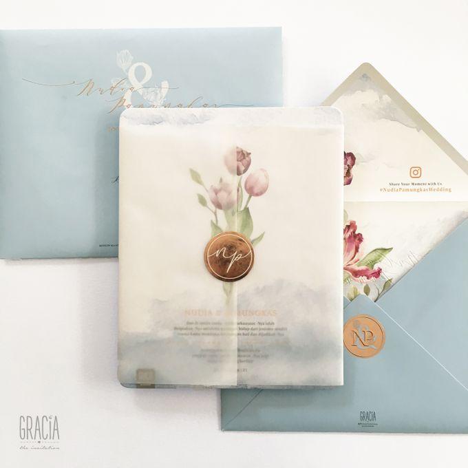 Nudia & Pamungkas by Gracia The Invitation - 001