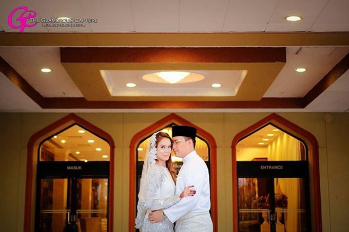 Wedding Reception and Portraiture by The Glamorous Capture - 002