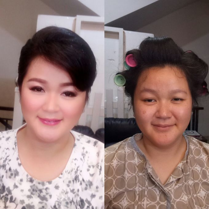 Makeup January 2017 by Meicen Professional Makeup Artist - 002
