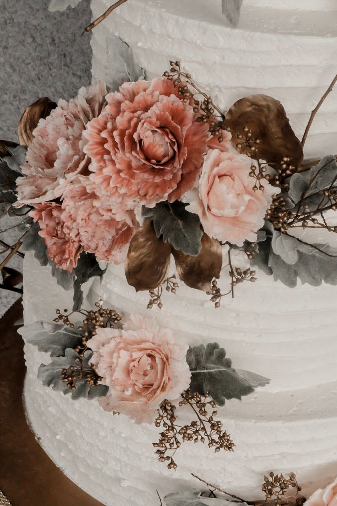 The Wedding of Winson & Jennifer by KAIA Cakes & Co. - 021