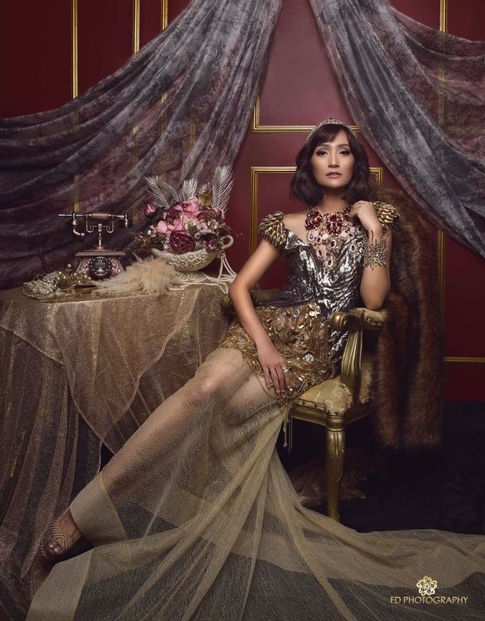 Queen by LECIEL DESIGN - 001