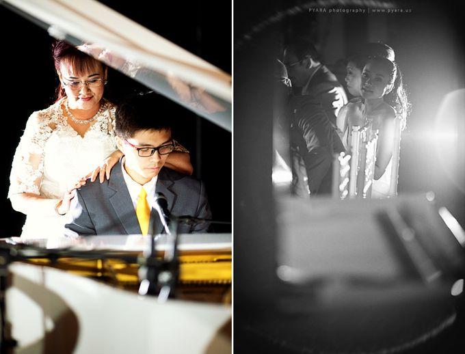 Natasia + Raymond | The Wedding by PYARA - 103