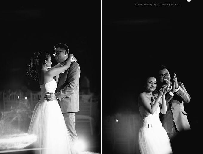 Natasia + Raymond | The Wedding by PYARA - 108