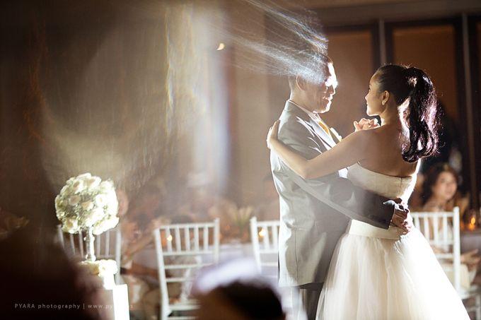 Natasia + Raymond | The Wedding by PYARA - 133