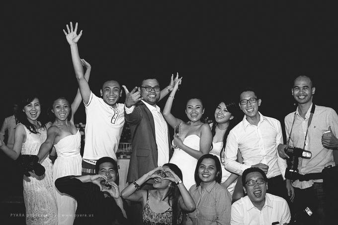 Natasia + Raymond | The Wedding by PYARA - 128