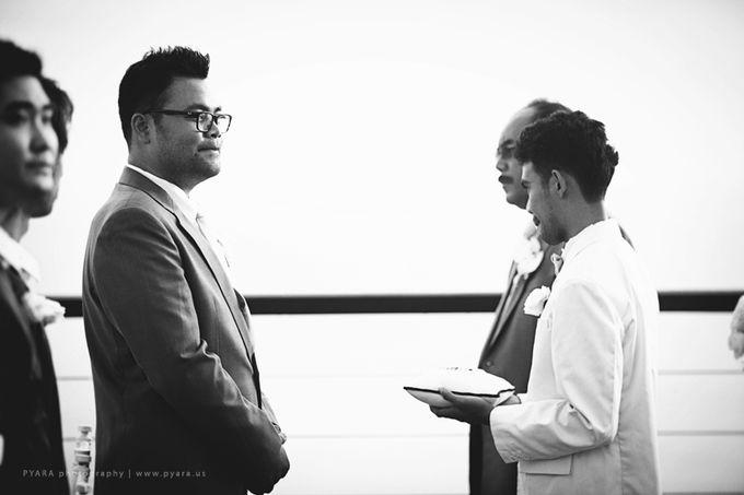Natasia + Raymond | The Wedding by PYARA - 061