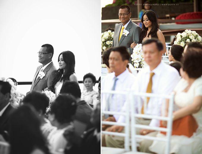 Natasia + Raymond | The Wedding by PYARA - 062