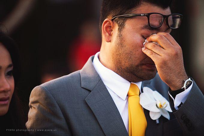 Natasia + Raymond | The Wedding by PYARA - 086