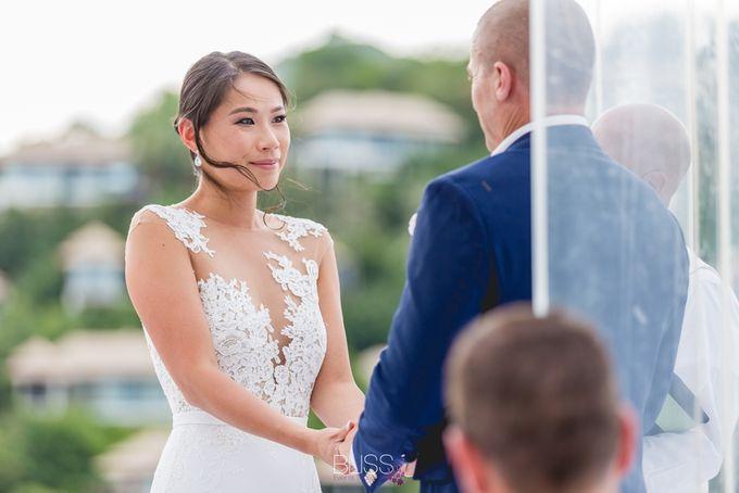 Natacha & Simon wedding at Banyan Tree Samui by BLISS Events & Weddings Thailand - 013