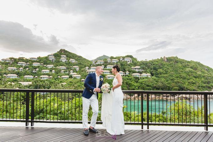 Natacha & Simon wedding at Banyan Tree Samui by BLISS Events & Weddings Thailand - 018