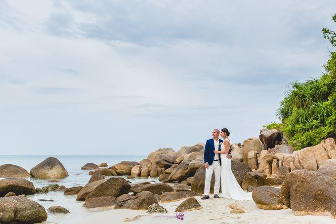 Natacha & Simon wedding at Banyan Tree Samui by BLISS Events & Weddings Thailand - 020