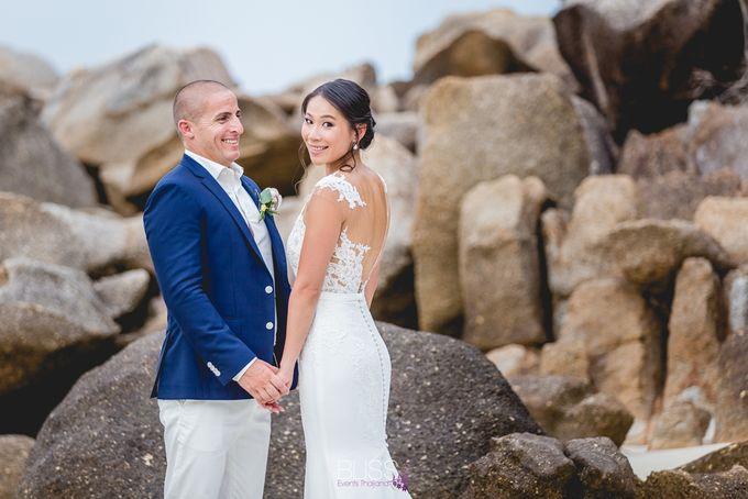 Natacha & Simon wedding at Banyan Tree Samui by BLISS Events & Weddings Thailand - 021