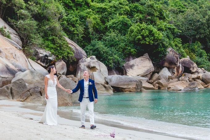 Natacha & Simon wedding at Banyan Tree Samui by BLISS Events & Weddings Thailand - 022