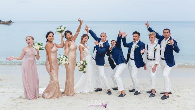 Natacha & Simon wedding at Banyan Tree Samui by BLISS Events & Weddings Thailand - 023