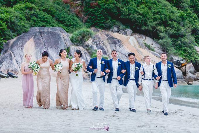 Natacha & Simon wedding at Banyan Tree Samui by BLISS Events & Weddings Thailand - 024