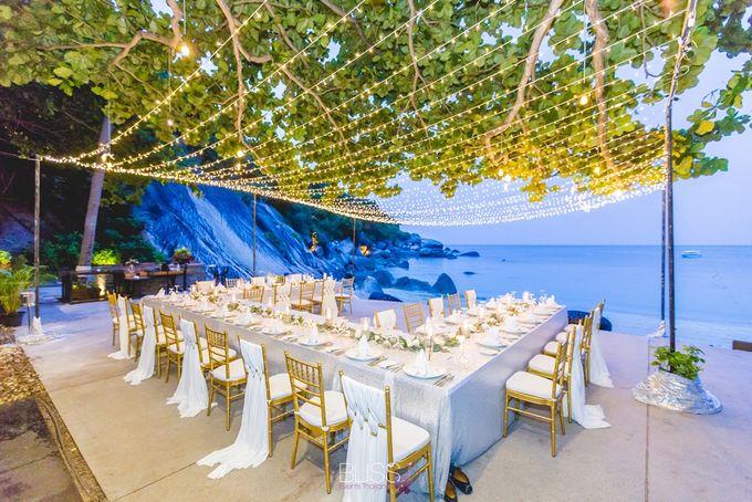 Natacha & Simon wedding at Banyan Tree Samui by BLISS Events & Weddings Thailand - 025