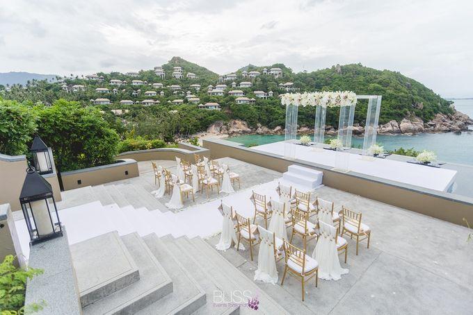 Natacha & Simon wedding at Banyan Tree Samui by BLISS Events & Weddings Thailand - 005