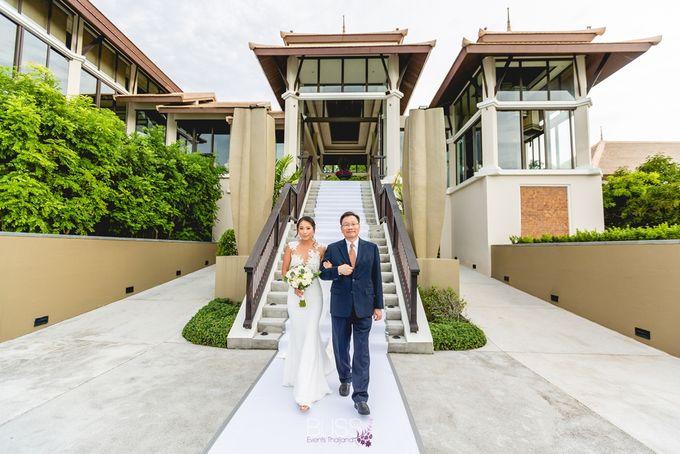 Natacha & Simon wedding at Banyan Tree Samui by BLISS Events & Weddings Thailand - 008