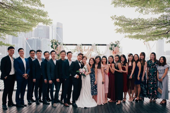 Nicholas & Shu Hui Wedding by Yipmage Moments - 022