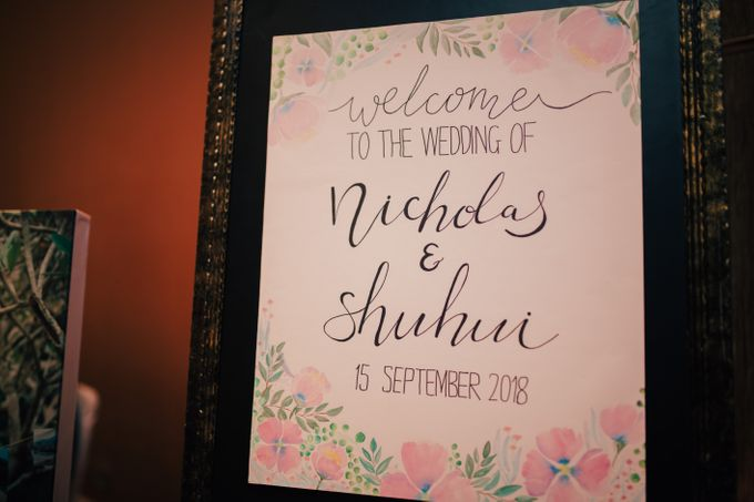 Nicholas & Shu Hui Wedding by Yipmage Moments - 025