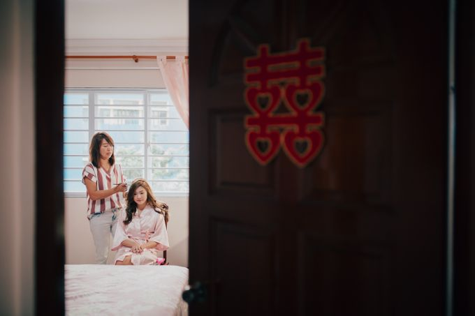 Nicholas & Shu Hui Wedding by Yipmage Moments - 001