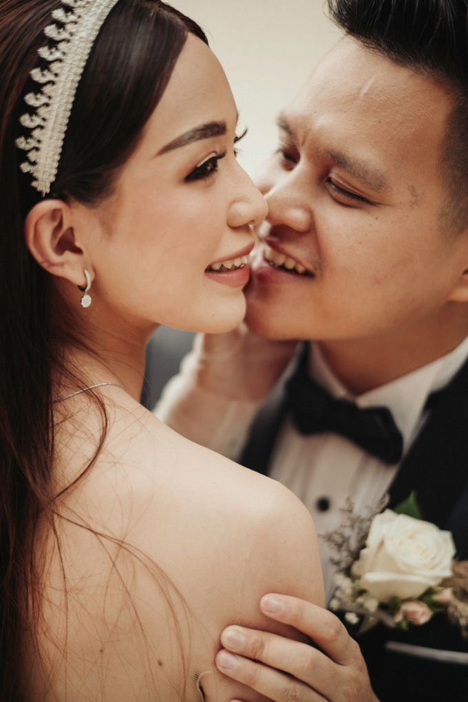 Adit & Claresta Wedding at Hilton by PRIDE Organizer - 024