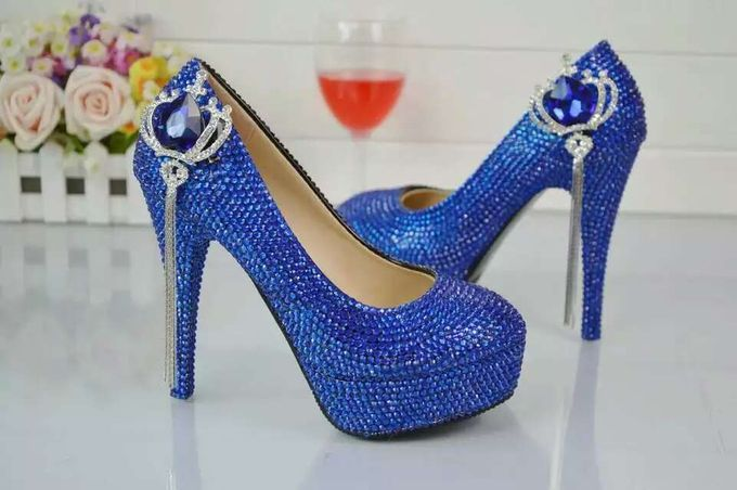 WEDDING SHOES by TIANXI TRADING PTE LTD - 018