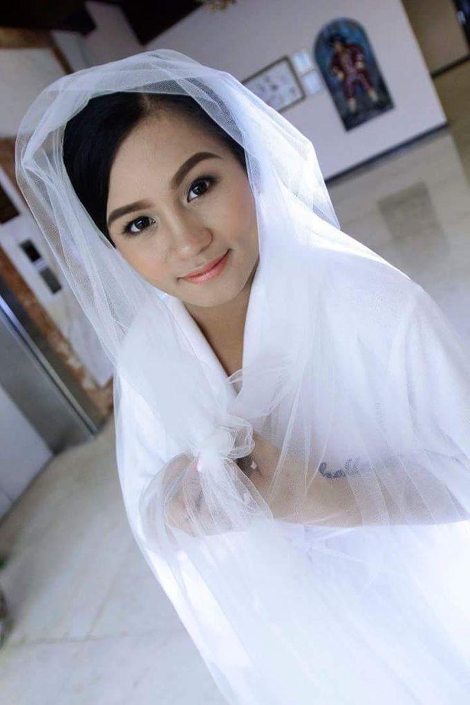 Wedding /Bridal MAKEOVER  by PROFESSIONAL HD MAKEUP BY BENJBASTE (BenyoumakeoverArtistry) - 018