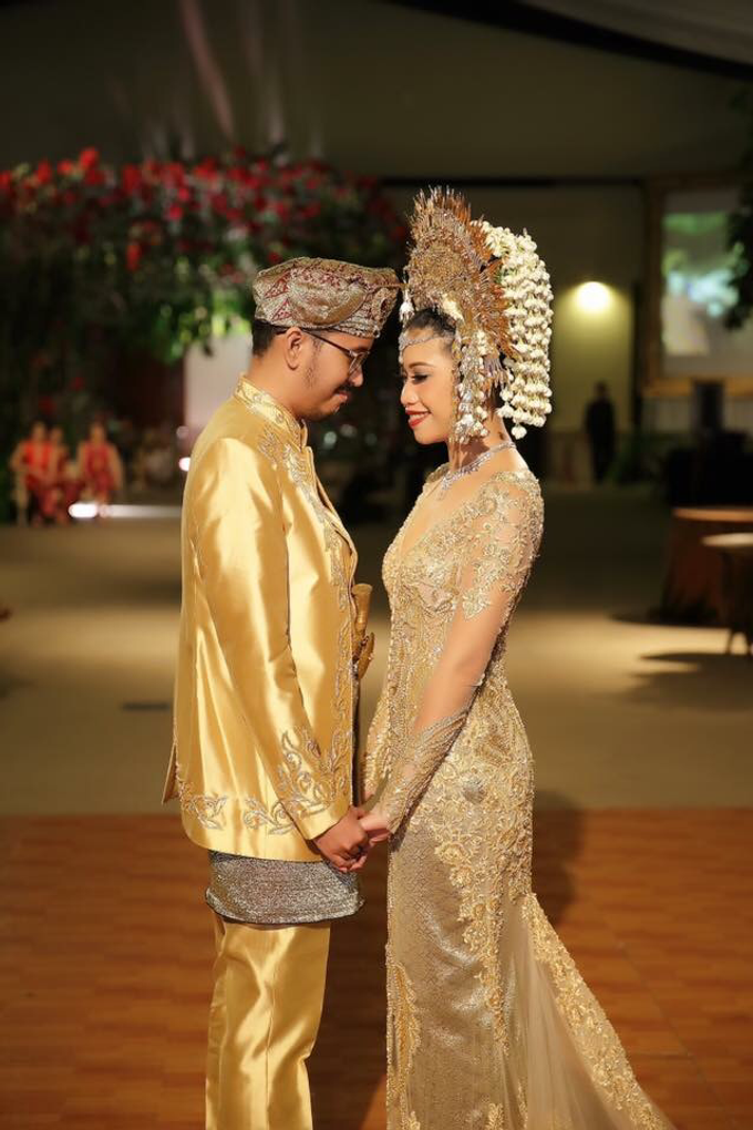 The Wedding - Ayu & Adli by The Dharmawangsa Jakarta - 002