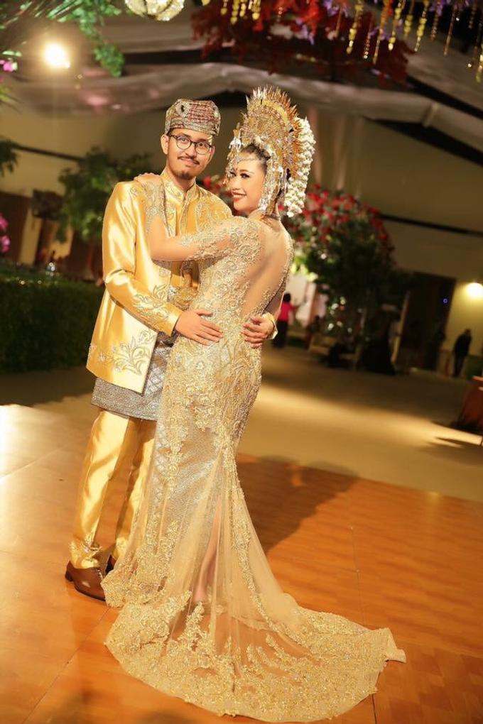The Wedding - Ayu & Adli by The Dharmawangsa Jakarta - 001