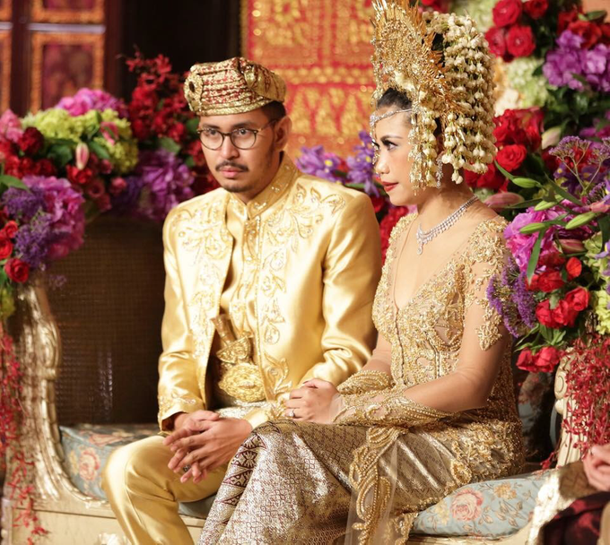 The Wedding - Ayu & Adli by The Dharmawangsa Jakarta - 003