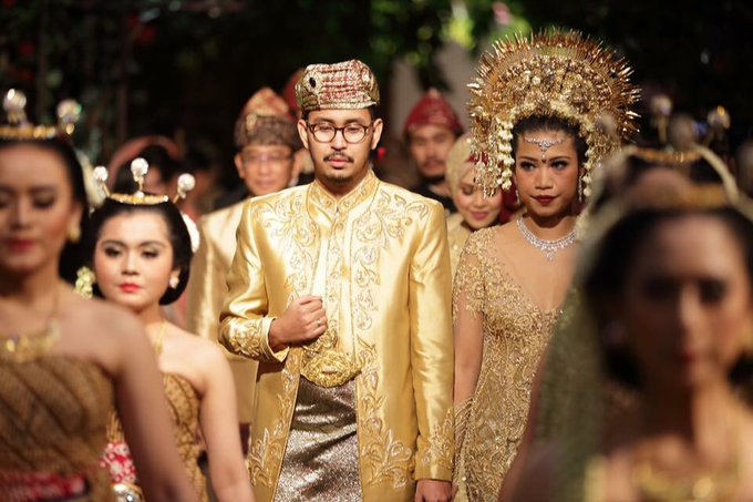 The Wedding - Ayu & Adli by The Dharmawangsa Jakarta - 004