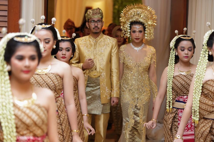 The Wedding - Ayu & Adli by The Dharmawangsa Jakarta - 005