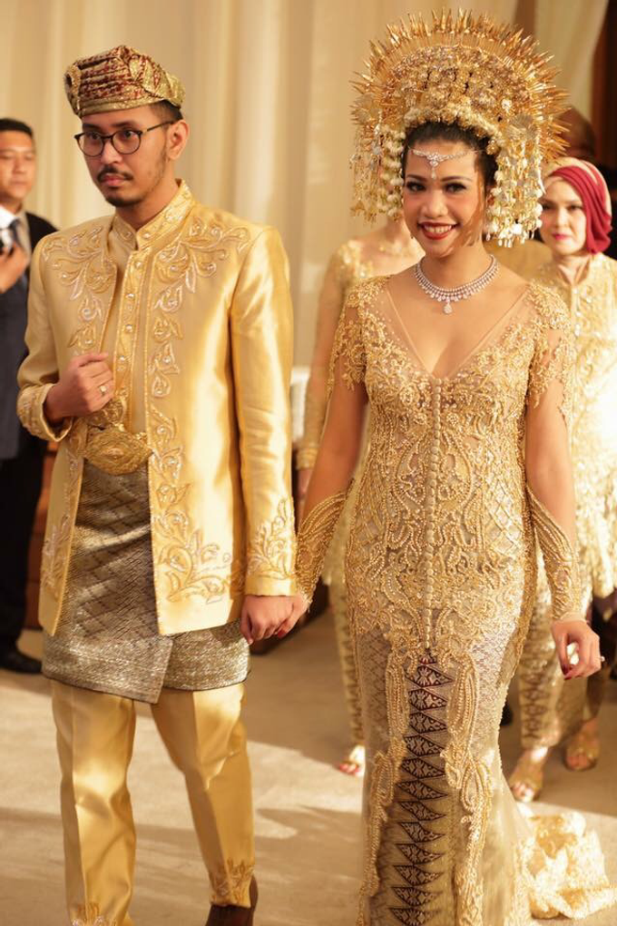 The Wedding - Ayu & Adli by The Dharmawangsa Jakarta - 006