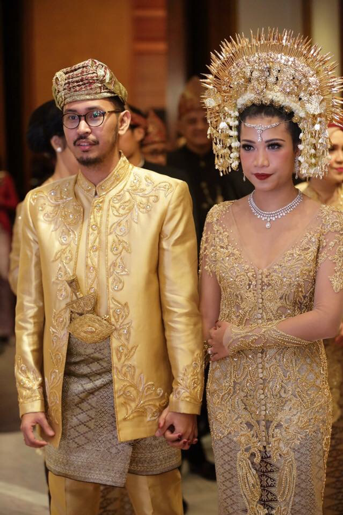 The Wedding - Ayu & Adli by The Dharmawangsa Jakarta - 007