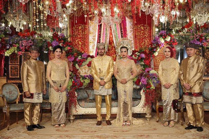 The Wedding - Ayu & Adli by The Dharmawangsa Jakarta - 008