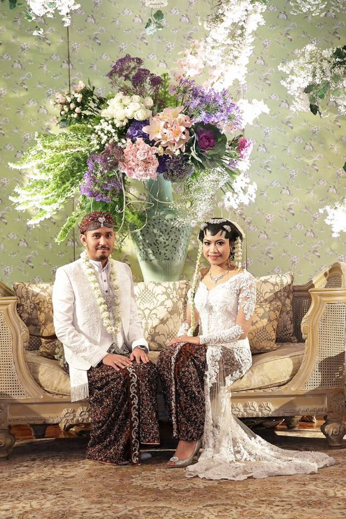The Wedding - Ayu & Adli by The Dharmawangsa Jakarta - 011