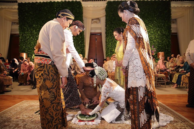The Wedding - Ayu & Adli by The Dharmawangsa Jakarta - 012