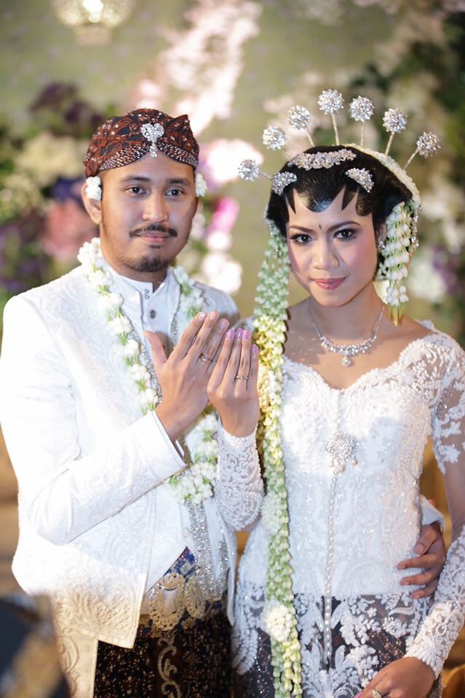 The Wedding - Ayu & Adli by The Dharmawangsa Jakarta - 013