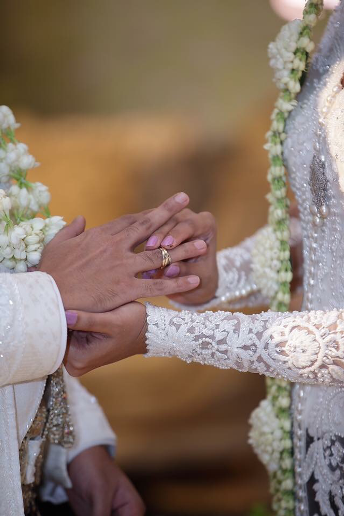 The Wedding - Ayu & Adli by The Dharmawangsa Jakarta - 014