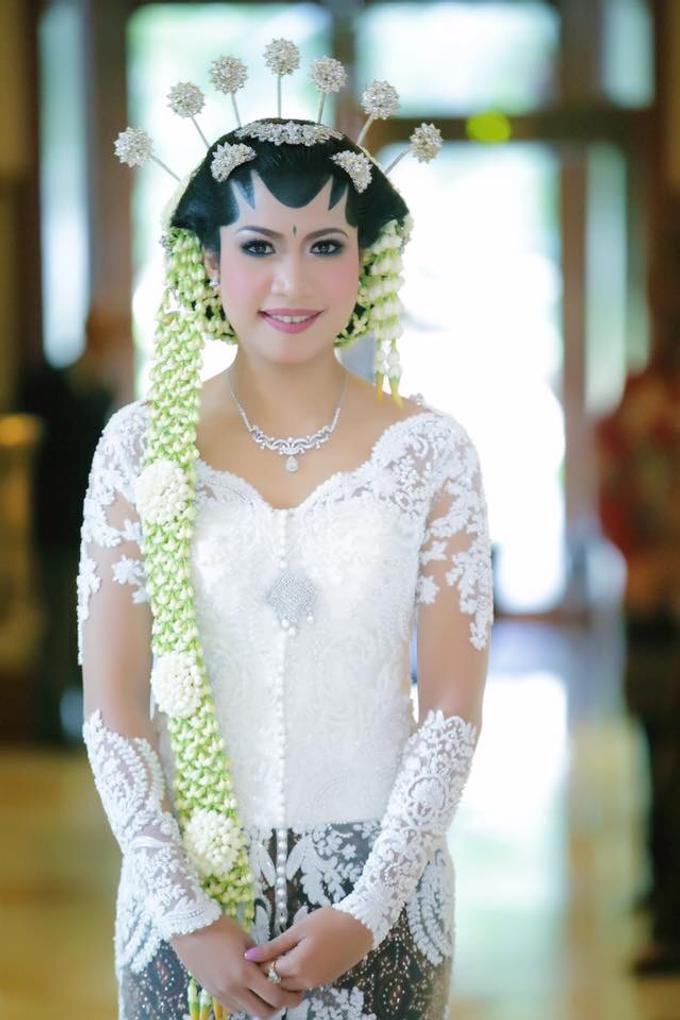 The Wedding - Ayu & Adli by The Dharmawangsa Jakarta - 017