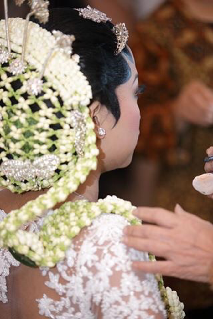 The Wedding - Ayu & Adli by The Dharmawangsa Jakarta - 019